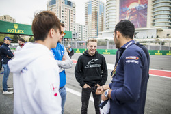 Tadasuke Makino, RUSSIAN TIME, Luca Ghiotto, Campos Racing, Santino Ferrucci, Trident, Roy Nissany, Campos Racing