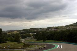 Felipe Massa, Ferrari 248 F1, Mark Webber, Williams FW28 y Kimi Raikkonen, McLaren Mercedes MP4/21