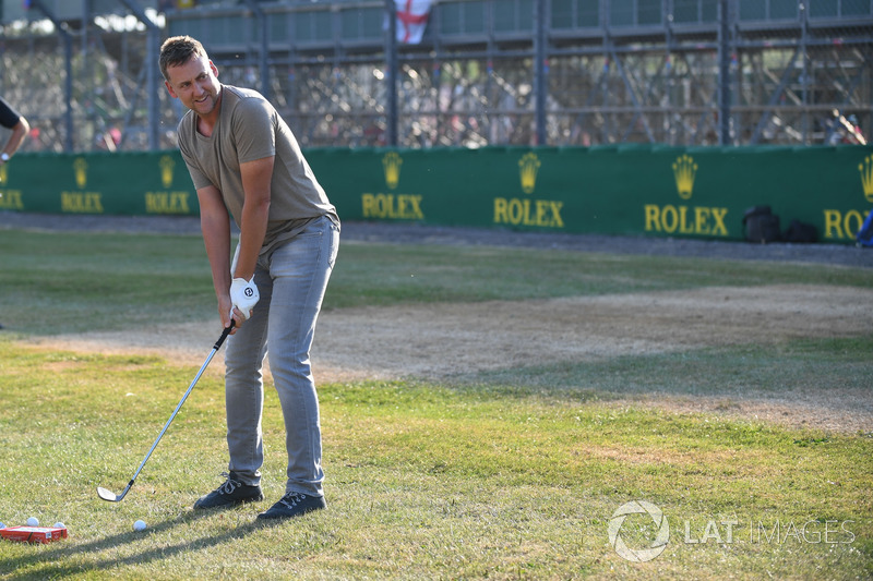 Ian Poulter, golfista