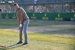 El jugador de golf Ian Poulter