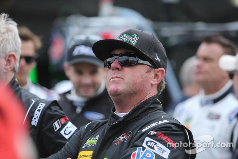 #20 BAR1 Motorsports ORECA FLM09: Buddy Rice