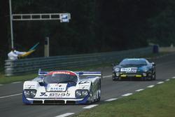 #22 SARD Toyota 93C-V: Roland Ratzenberger, Mauro Martini, Naoki Nagasaka