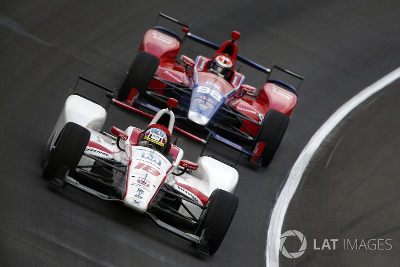 Тристан Вотье, Dale Coyne Racing Honda