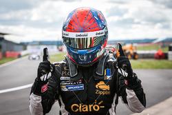 Race winner Pietro Fittipaldi, Lotus