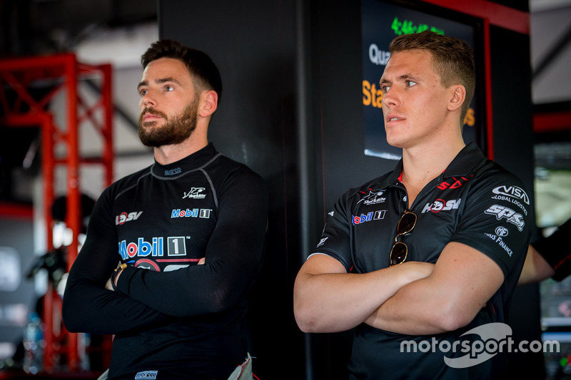 Scott Pye, Holden Racing Team, Ryan Walkinshaw