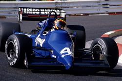 Stefan Bellof, Tyrrell 012 Ford