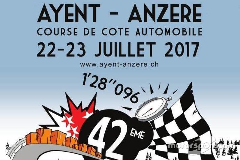 Ayent-Anzère, logo 2017