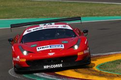 Ferrari 458 GTE MP1 Corse: Bontempelli-Niboli