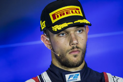 Press Conference: Luca Ghiotto, RUSSIAN TIME