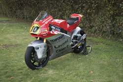 Luca Marini, Forward Racing bike