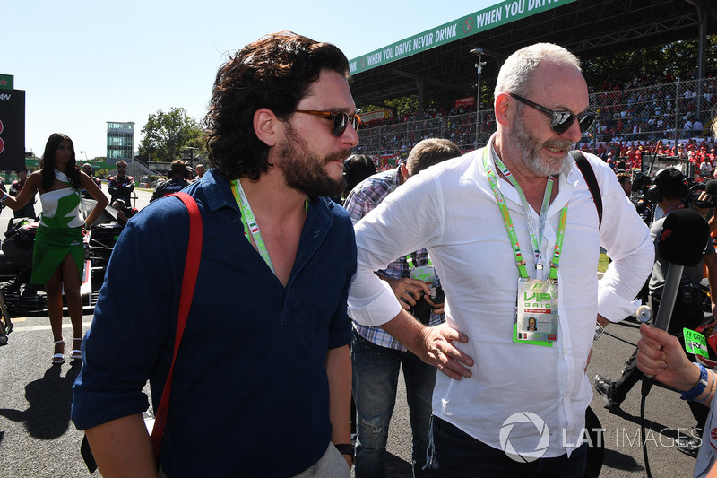 Kit Harington, Actor and Liam Cunningham, Actor