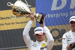 Подіум: друге місце Пол ді Реста, Mercedes-AMG Team HWA, Mercedes-AMG C63 DTM