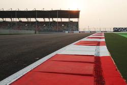 Buddh International Circuit in Noida: Kurve 1