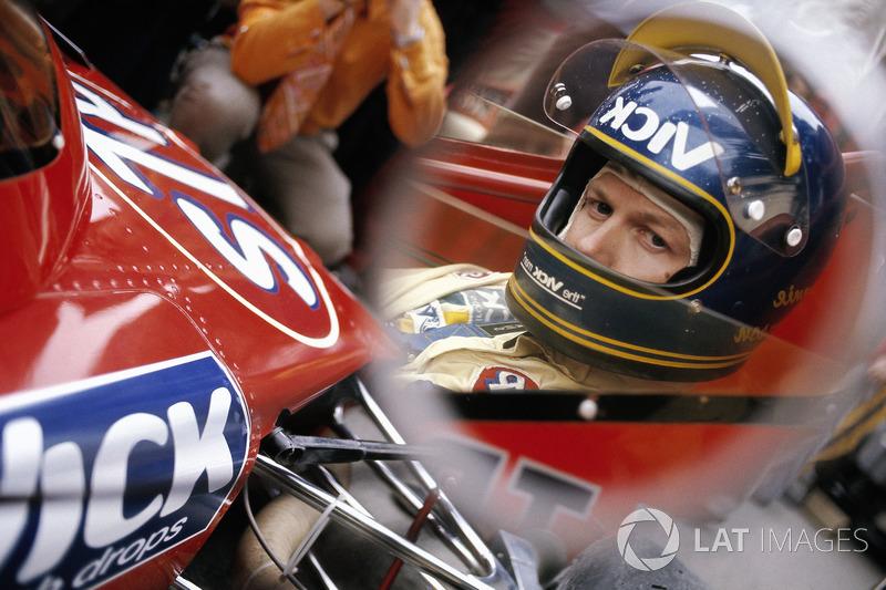 Marcus Ericsson (Ronnie Peterson)