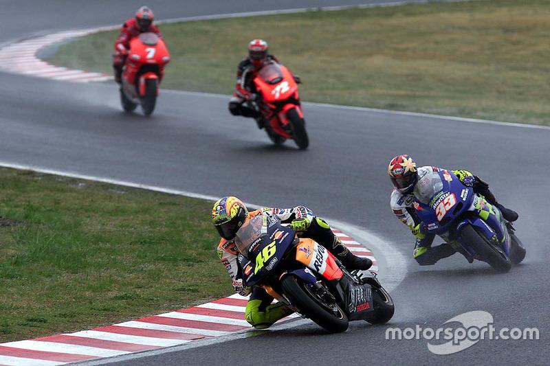 Valentino Rossi (76 victorias)