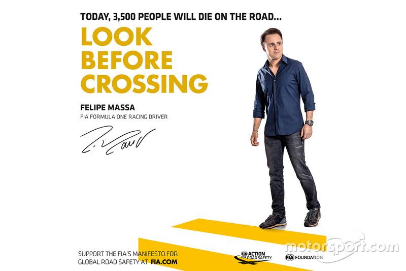 Felipe Massa, F1 driver