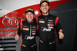 Polesitter: #17 Team WRT, Audi R8 LMS: Stuart Leonard, Robin Frijns