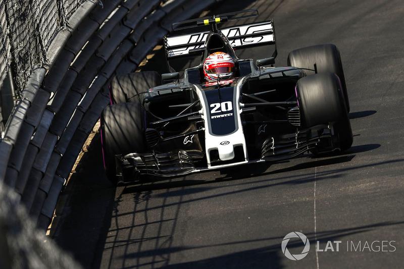 10: Кевин Магнуссен, Haas F1