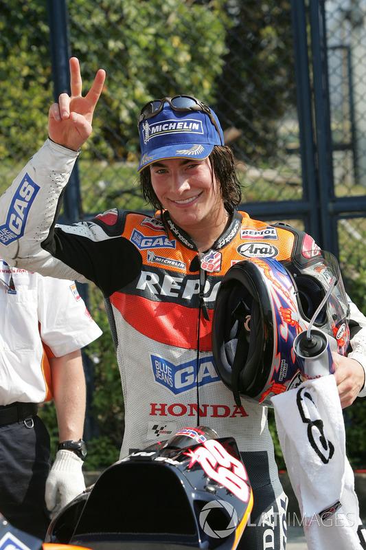 Нікі Хейден, Repsol Honda Team