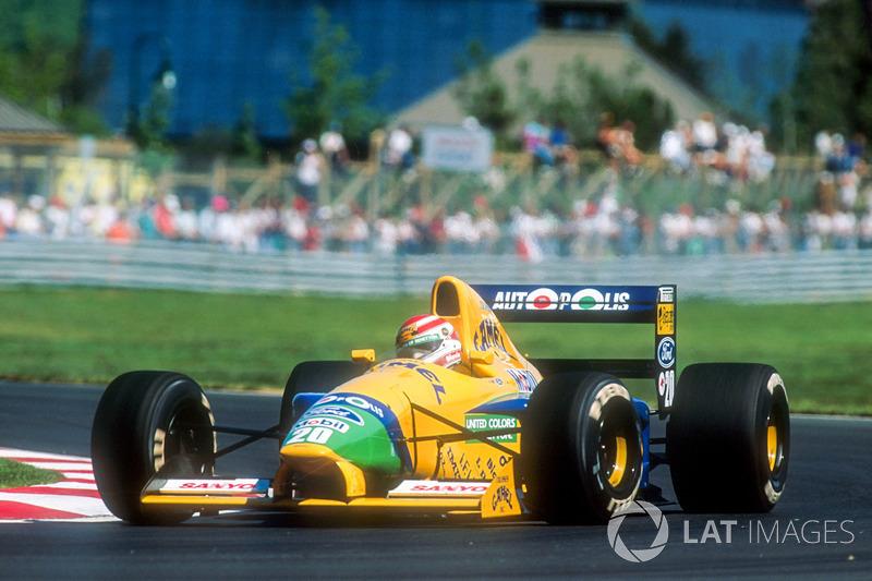 Нельсон Піке, Benetton B191 Ford