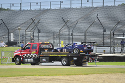 #11 TA3 Chevrolet Corvette, Randy Kinsland, Crossroad Motorsports
