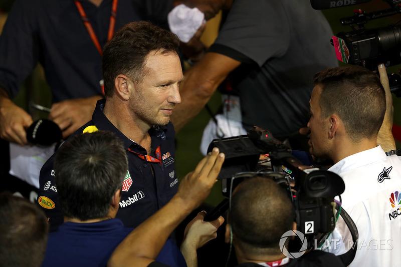 Christian Horner, Red-Bull-Teamchef