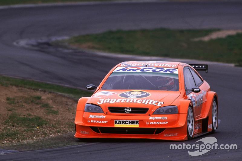 Eric Helary, Opel Astra DTM