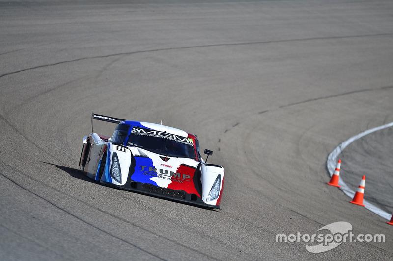 #11 FP1 Daytona Prototype driven by Shane Lewis of MGM Motorsports