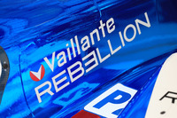 Detail: Vaillante Rebellion Racing Oreca 07 Gibson
