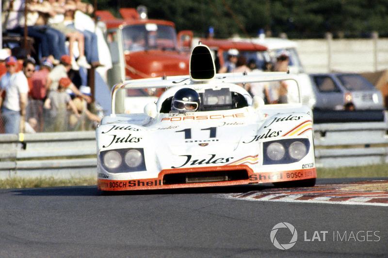 1981: Jacky Ickx, Derek Bell, Porsche 936