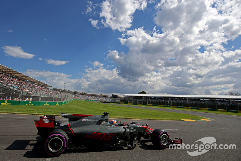 6: Ромен Грожан, Haas F1 Team