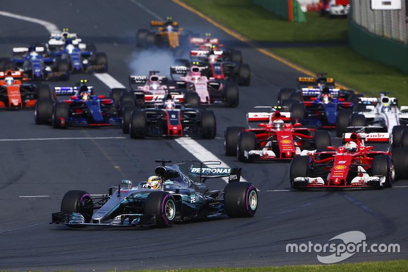 23 pilotos disputaron al menos una carrera en lo que va de año