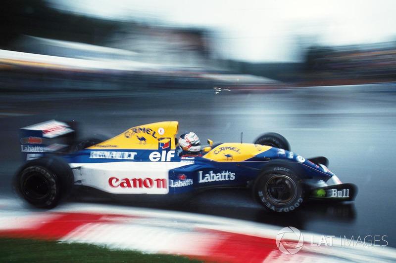 GP Belgien: Platz 2