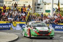 Armin Kremer, Pirmin Winklhofer, Ford Fiesta WRC, M-Sport