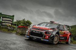 Андреас Миккельсен и Андерс Егер, Citroën C3 WRC, Citroën World Rally Team