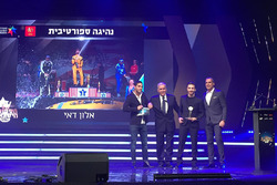 Alon Day, Athlete of the Year in Israel in the Motorsports category