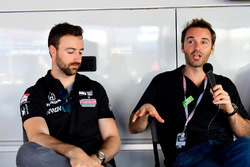 James Hinchcliffe; Christopher Hinchcliffe