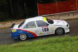 Thomas Andrey, Peugeot 405 Mi16, Racing Club Airbag, 2. Rennlauf