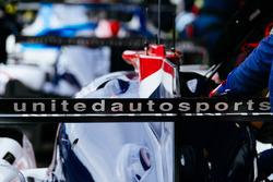 Schriftzug: United Autosports