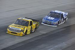 Cody Coughlin, ThorSport Racing Toyota, Austin Cindric, Brad Keselowski Racing Ford