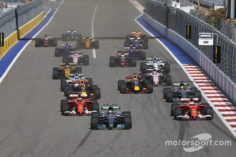30 Eylül: Rusya GP