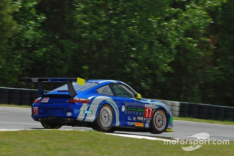 #17 2005 Porsche 996 Cup Randy Cassling