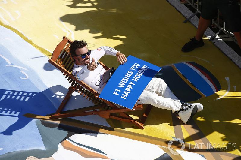 ¿Está Fernando Alonso listo para decir adiós?