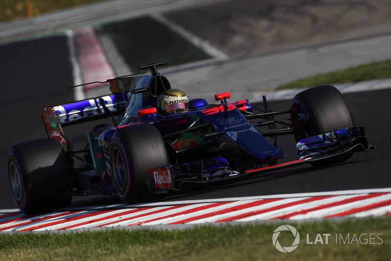 Шон Гелаел, Scuderia Toro Rosso STR1
