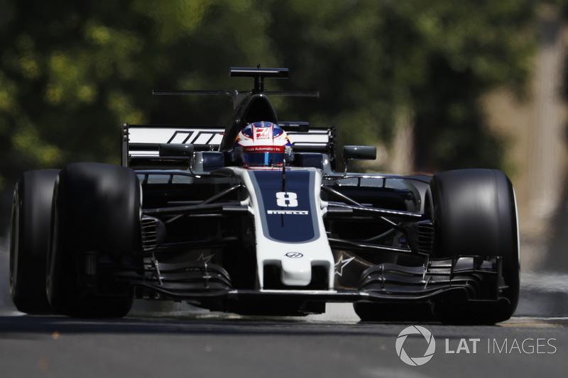 Formel 1 Formel 1 2017 in Baku: Das Trainingsergebnis in Bildern