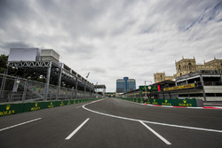 A view of turn one