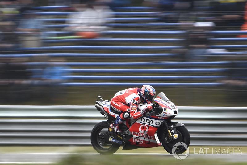 2. Danilo Petrucci, Pramac Racing