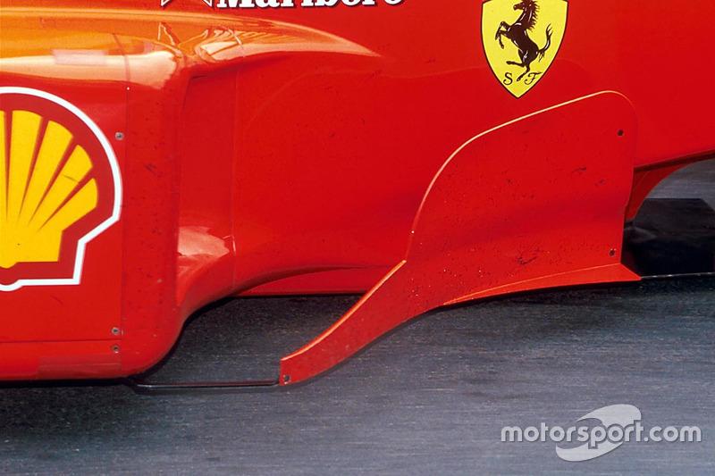 La Junta de la barcaza de Ferrari que causó su descalificación