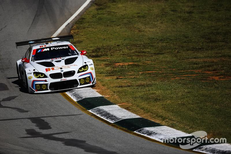 #25 BMW Team RLL, BMW M6 GTLM: Bill Auberlen, Dirk Werner, Augusto Farfus