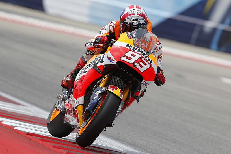 USA, Austin: Marc Marquez (Honda)